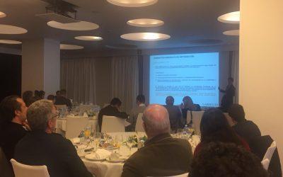Garrigues desayuno de trabajo: actualización fiscal para la empresa 2018