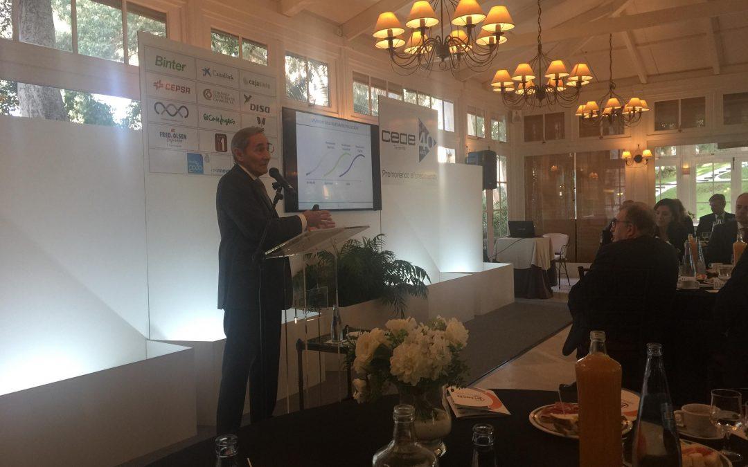 Charla CEOE: El Plan Digital 2020