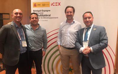 Partenariado Multilateral con Senegal (ICEX)